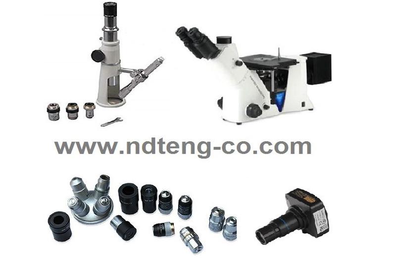 میکروسکوپ متالوگرافی