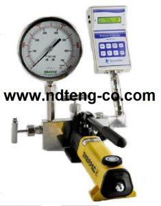کالیبراتور فشار هیدرولیک